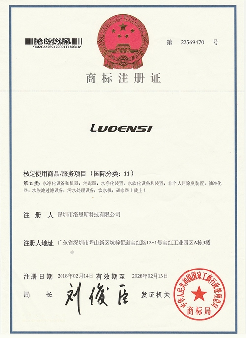 1-LUOENSI-商标1000