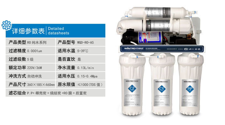 万泉达净水器是一线品牌吗