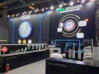 Senwater森乐净水精彩亮相2021年第14届上海国际水展