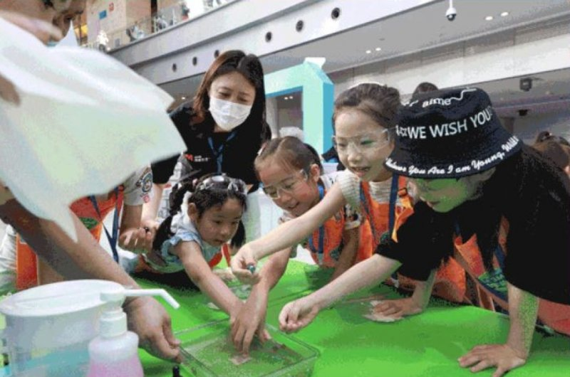 """这个暑假成为""""3M科学总动员""""志愿者老师,会是一种什么体验?_2"""